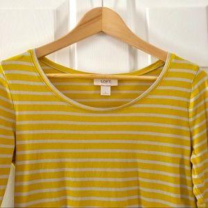 Loft long-sleeve Tee Shirt